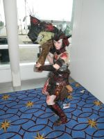 Prop Katsucon 2015 by bumac