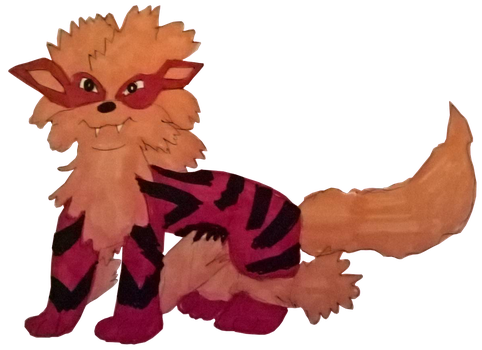 Arcanine by CGholy