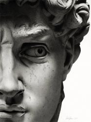 The Face Of David by imaginee