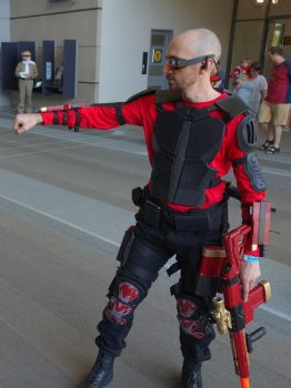 Deadshot at Brisbane Supanova by callianis