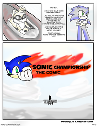 Sonic Championship Prologue Page 13 by Xero-J