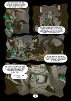 ''Heroes come back'' Chapter 3 Page 7 by FinikArt
