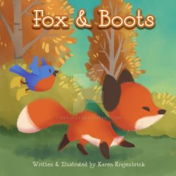 Fox and Boots - Cover by kayjkay