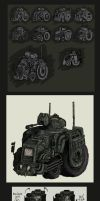 Buggy ---Concept--- by MattRIllustration