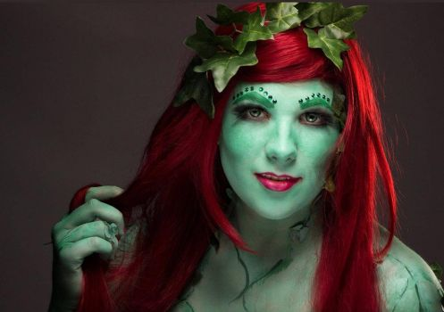Poison Ivy Cosplay by MadLove381