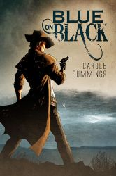 Cover art: Blue on Black by annecain