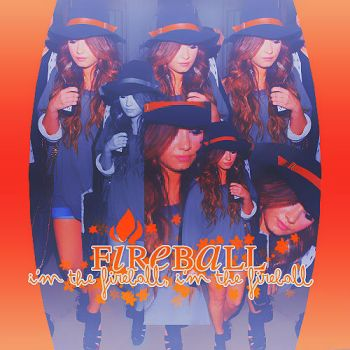 Demi you are my Fire Ball by Unbrokenandmore