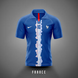 France Fantasy Kit by krejzifrik