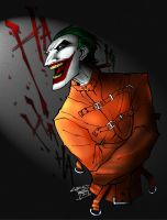 The man who laughs by mortykus
