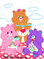Environmental Care Bears Request by CaptainMockingjay