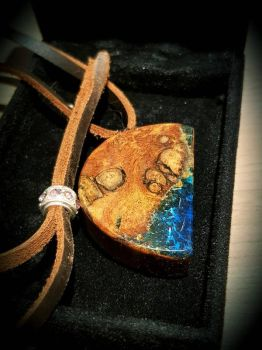 Necklace by muzster