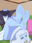 [Art trade] Lala's soles by DonVirus