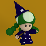 Toad Witch by SiverCat