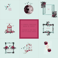 02 Simple Textures Pack by Lotus by Follow-The-Flame