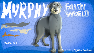 Character Sheet - Murphy (Fallen World) by EpicSaveRoom