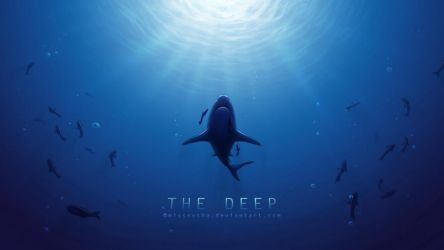 The Deep by MissNysha