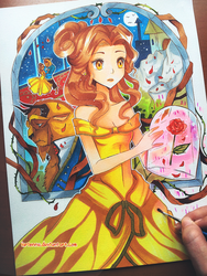 +Tale as Old as Time+ by larienne