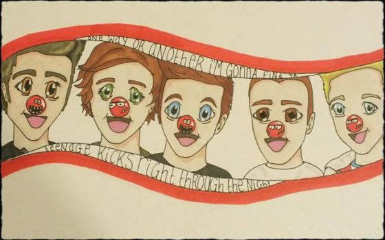 one direction pop5 by cheshirecat84