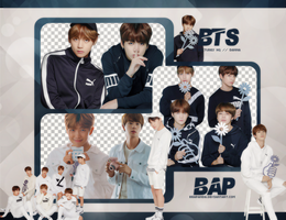 Pack Png #676 // BTS by BEAPANDA