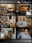 My Studio by NathanRosario