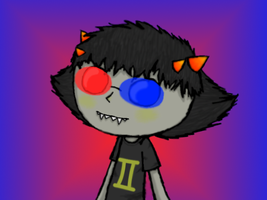 Sollux Captor by Noulin123