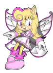 Belinda the Fairy Hedgehog by YukiCos
