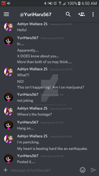 EXE-tober Days 8-18: X now knows about me! by AshlynWallace5409