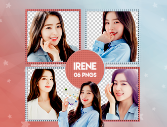[PNG PACK #463] Irene - Red Velvet (Cooper Vision) by fairyixing