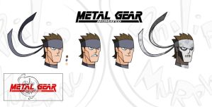 Metal Gear Animated by Phil-Crash-Murphy