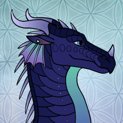Animated Wings of Fire avatar- Echo by Iron-Zing