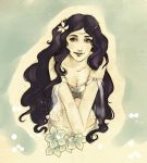 Commission Portraits: Fanaa by fee-absinthe