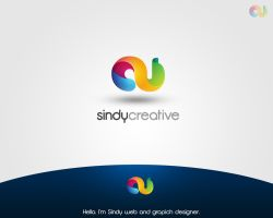 Logo for SindyCreative ! by WizardCreative