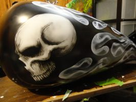 Airbrush Project-6 by dreugan19
