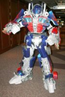 Optimus Prime TGS2010 Con by Constrictorz