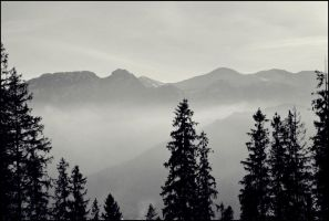 My mountains, my peaks by SunnySpring
