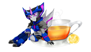 YCH cup of tea by dinosaphira99
