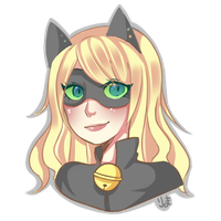 Chat Noir [Genderbent] by Hoshimeii