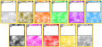 Pokemon Blank Card Templates - Stage 2 by LevelInfinitum