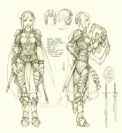 Eladrin Paladin CharacterSheet by ghostfire