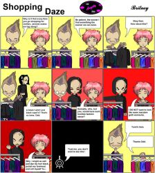 Code Lyoko: Shopping Daze by TheAngstyTrio