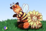 Busy Bee Me by ChristianKitsune
