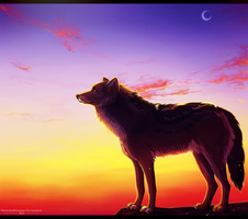 .: Hues :. - Point Commission for Discher by StormAndFreedom