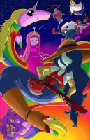 Marceline's Song: color by SemajZ