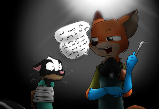 where that skunk butt rug came from by Sandwich-Anomaly