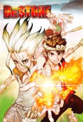 Dr. Stone 38 Color Cleaning Written by Ulquiorra90