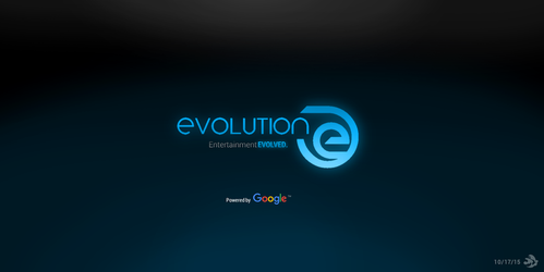 Evolution - New Logo (i'm late) by MegaMario99