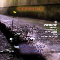 CD Label of iNDIVIDUALID by Earritation