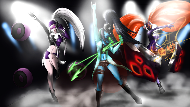 Legends of Music - Get on the stage ! by Lel0uch