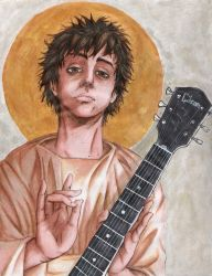 Saint Jimmy by madteaparty