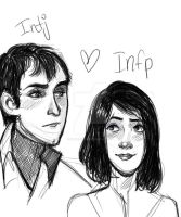 Infp And Intj by Rebelise1776